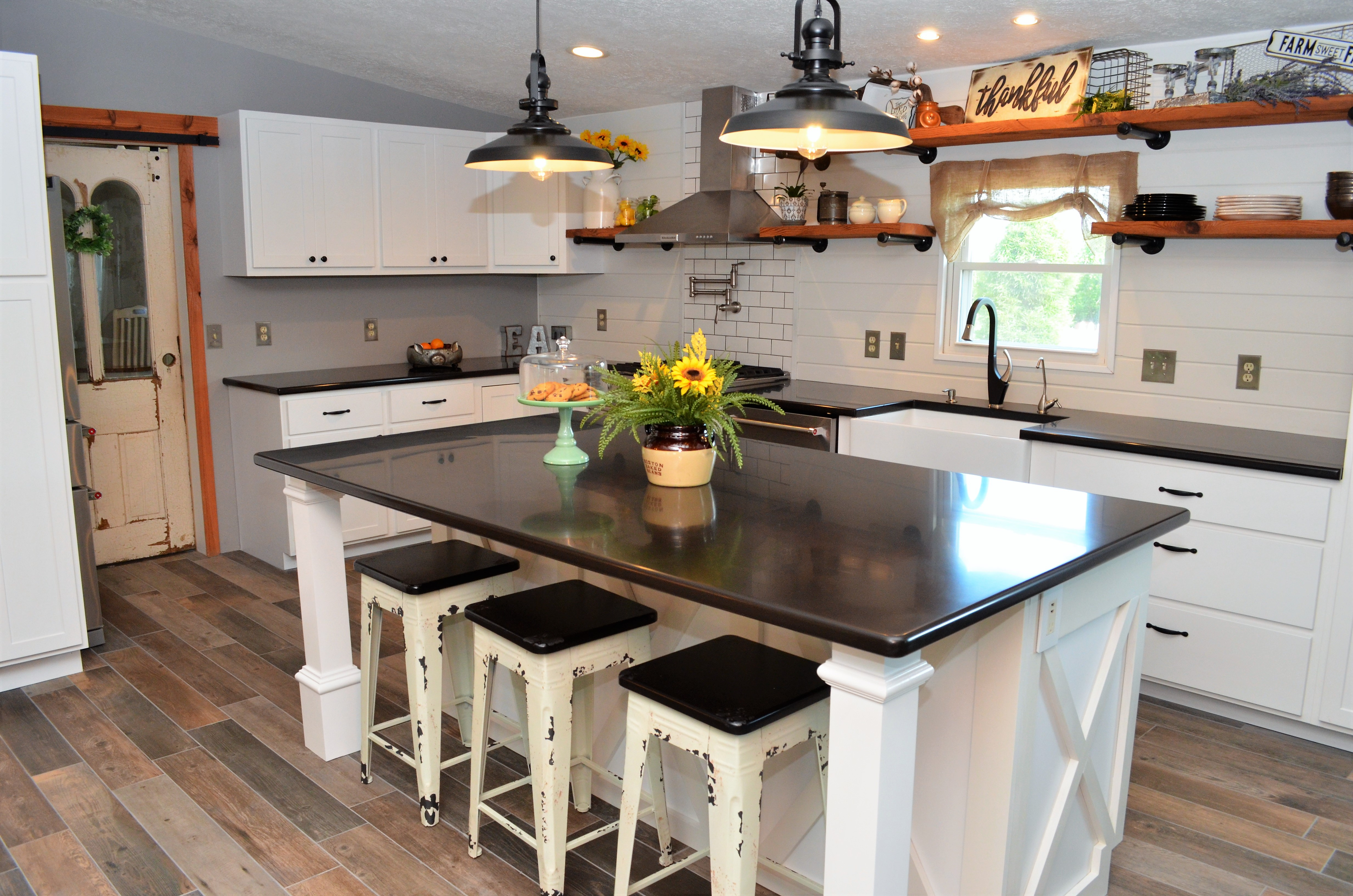 Just A Few Years Ago, Who Would Have Thought White Cabinets Would Be The  Number One Selling Cabinet In The Midwest? Not Too Long Ago, Lite Colored  Stains, ...